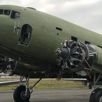 Rolled out of the hangar for the first time in September 2018