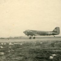 Night Fright Takes off for the Rhine Crossing in March 1945