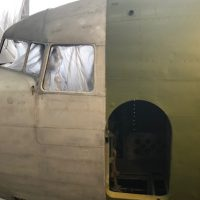 Primer going on to the fuselage